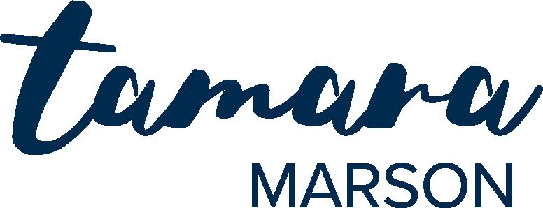 Tamara-Marson-Logo-Blue